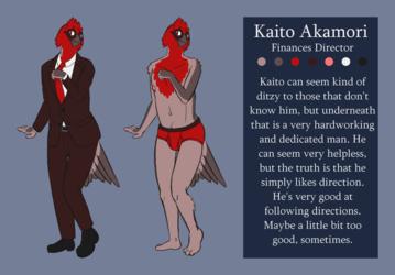 Kaito Ref SFW