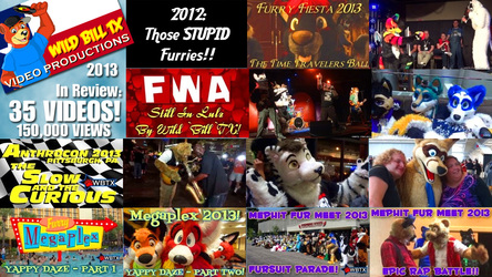 2013: My Video Year In Review!