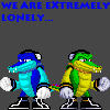 Most recent image: Kex Andy And Vector Are Extremely Lonely...