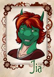 Badge: Jia (Fur-Eh! 2015)
