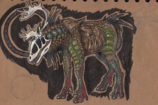 Deinonychus Thing