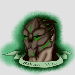 Malivous Vario Bust