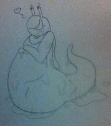 Chubby Slug