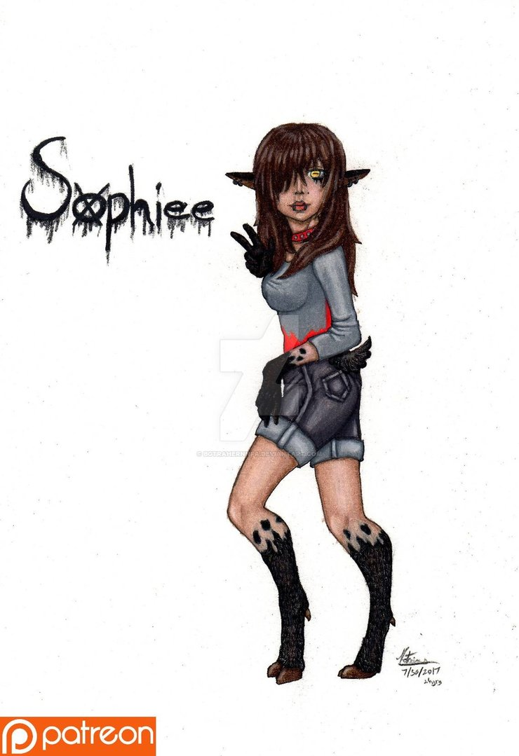 Most recent image: Sophiee