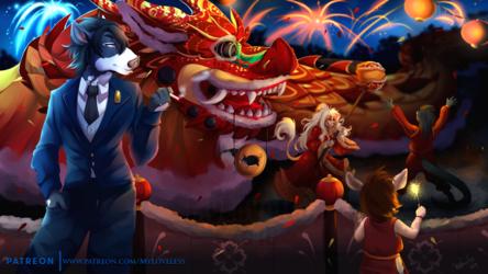 January 2019 ||Happy Chinese New Year!