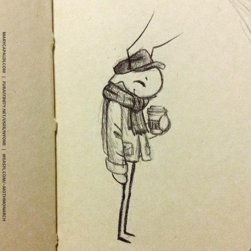 Jan 2016 - Cozy Pillbug