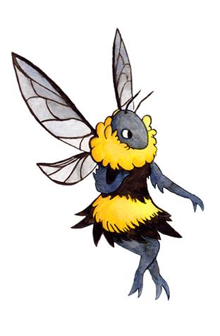 Bumblebee Fae 1