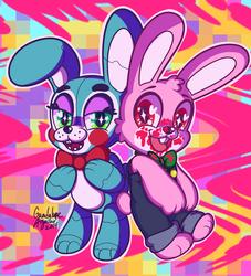 Bonnie Bunny & Robbie Rabbit
