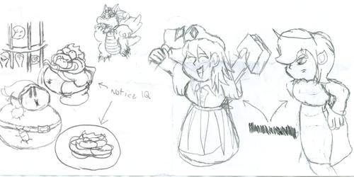 2003: Princess and Ogre Smush