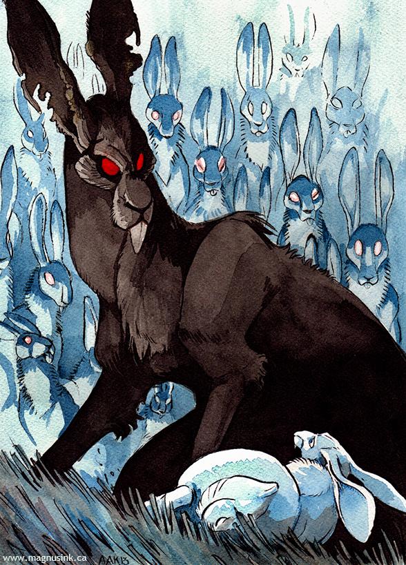 Black Rabbit of Inle