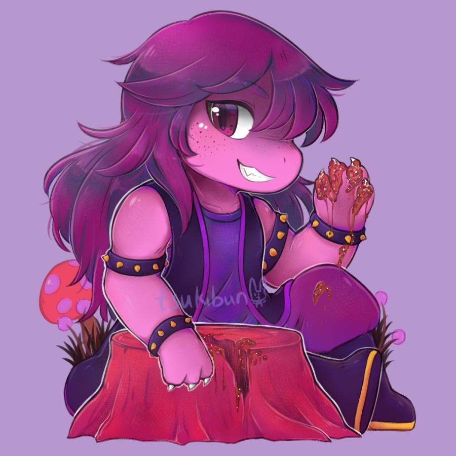 [M] Deltarune Susie