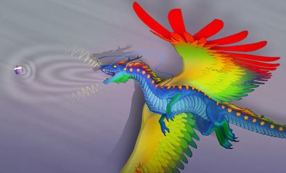 "#26: ""Rainbow Dragon + Sonar"""