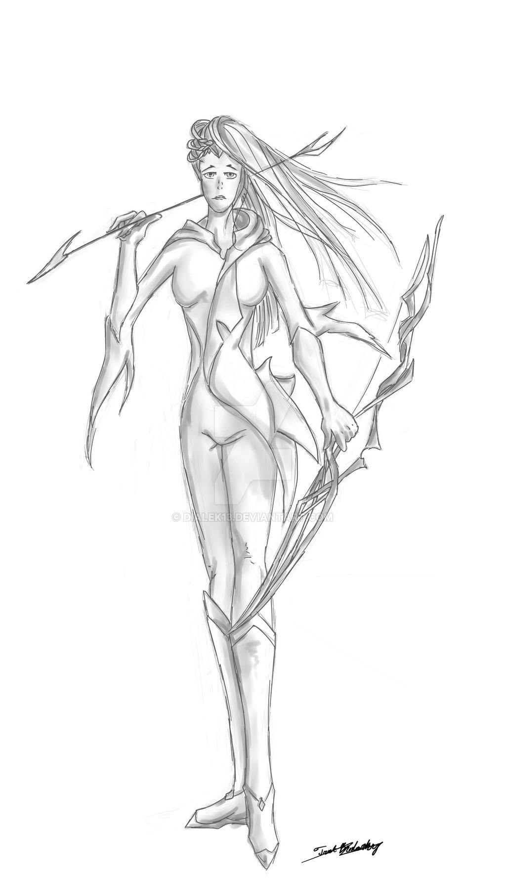 Desiree the Archer
