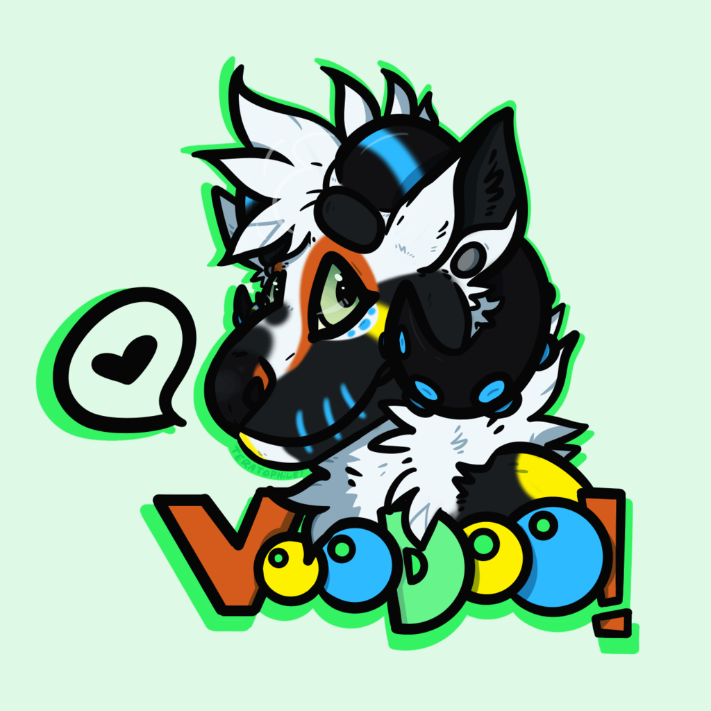 [BADGE] Voodoo!