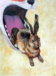 A Yummy Hare