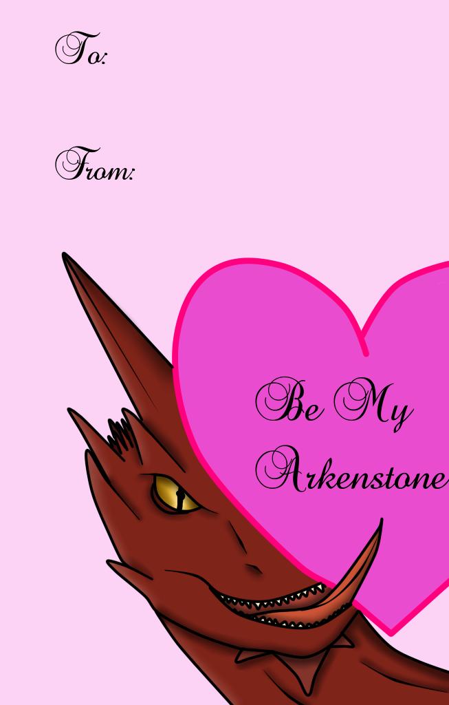 Smaug Valentines