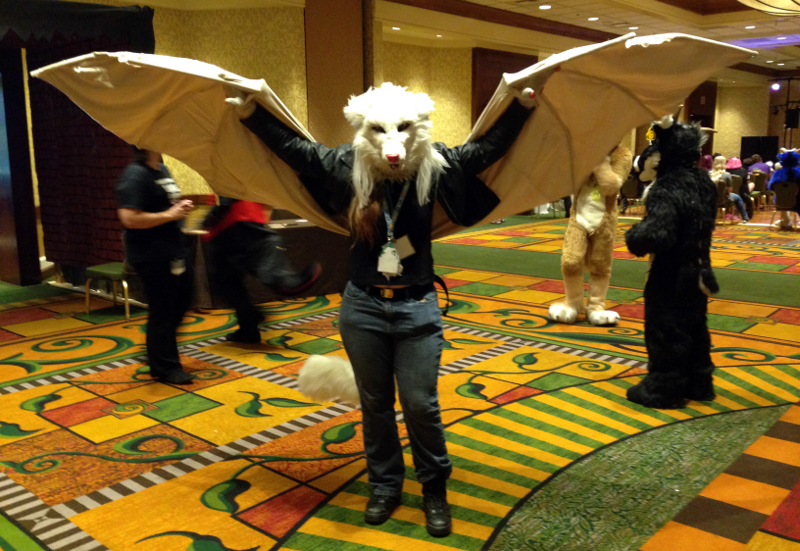 EloquentCensored goes batty at PAW2015