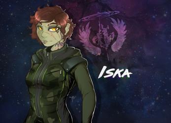 Iska Portrait