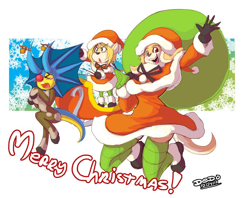 """Merry Christmas 2013"""