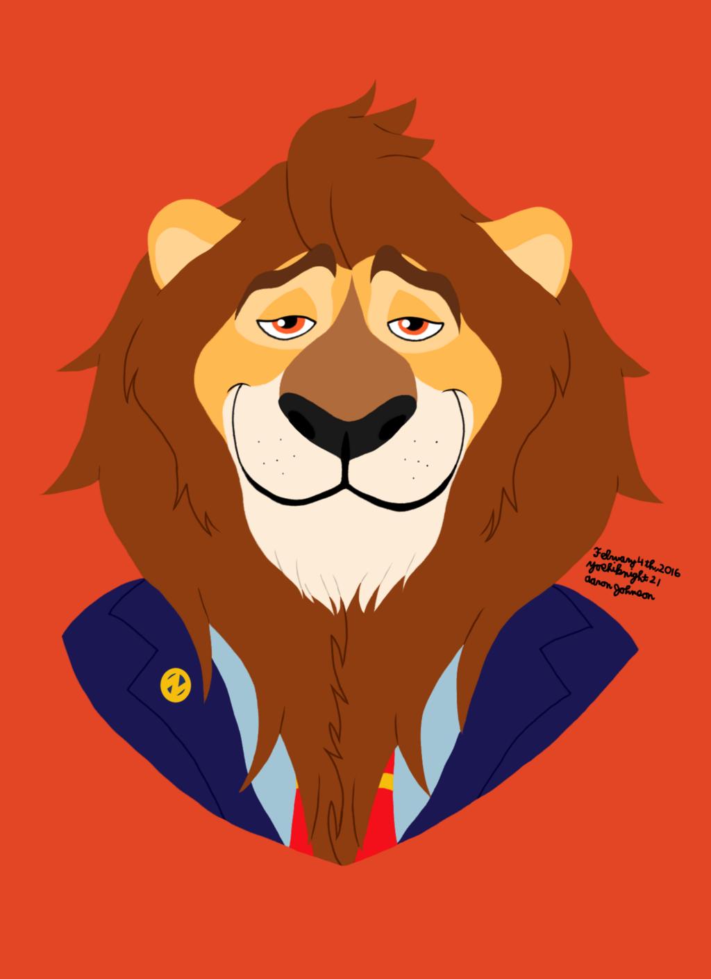 Mayor Lionheart (Disney)