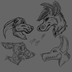 Emotion Sketch Dump