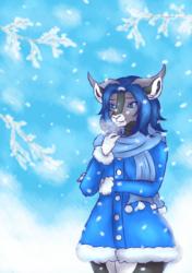 Snowday by Jackalop (DA)