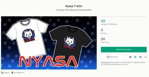 NYASA Kickstarter!