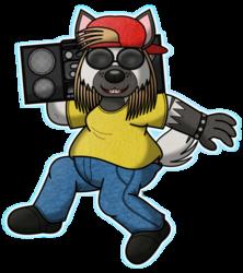 Hip-Hop Hyena