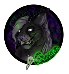 Badge for CF - Shaema