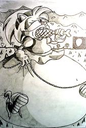 Mar 6, 2005. sketch Fat Amy rose.