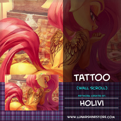 Tattoo by Holivi