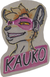 Korps Kauko badge by Draekos