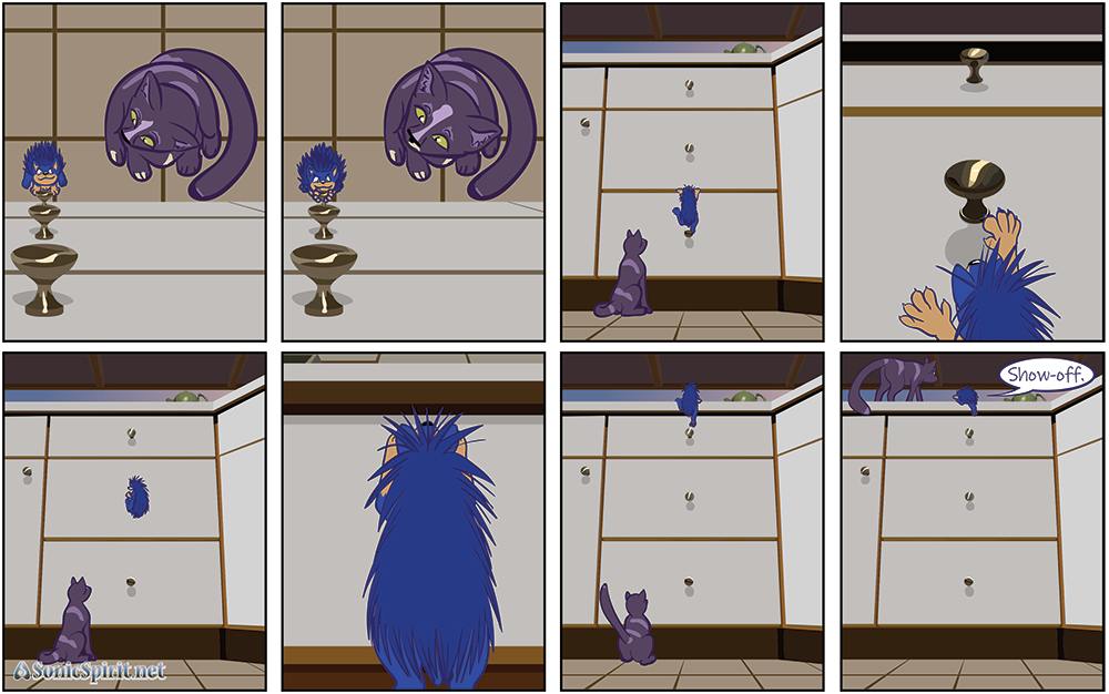 Page 9: Show-Off