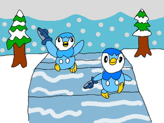 Piplup Filet Relay