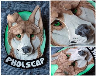 Commissions: 3D - Portrait - Pholscap