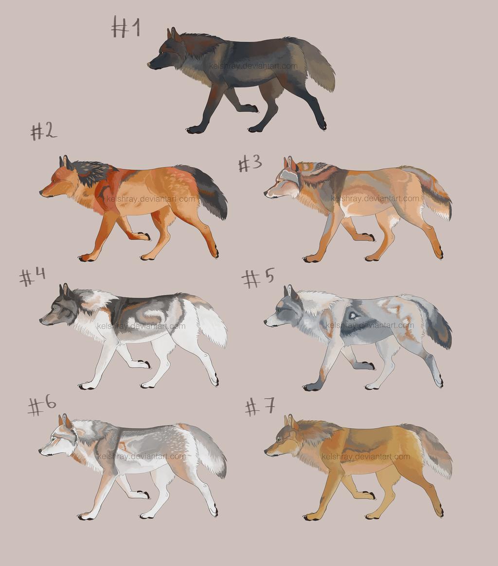 OTA - wolves