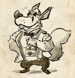 Werewolf Milkman