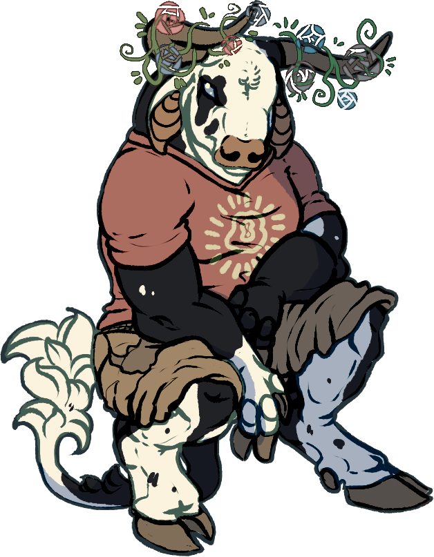 [C] Mini Flower Bull
