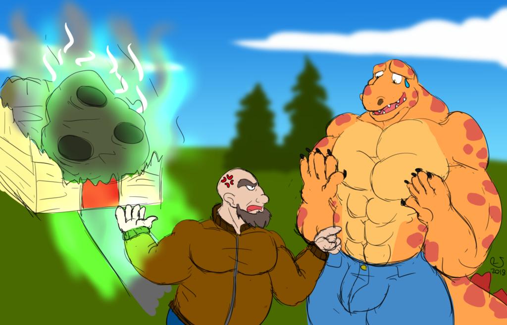 Sketchmission: Oops!