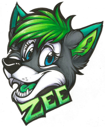 Zee Badge (Commission)