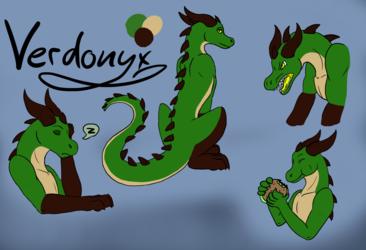 Verdonyx Doodles