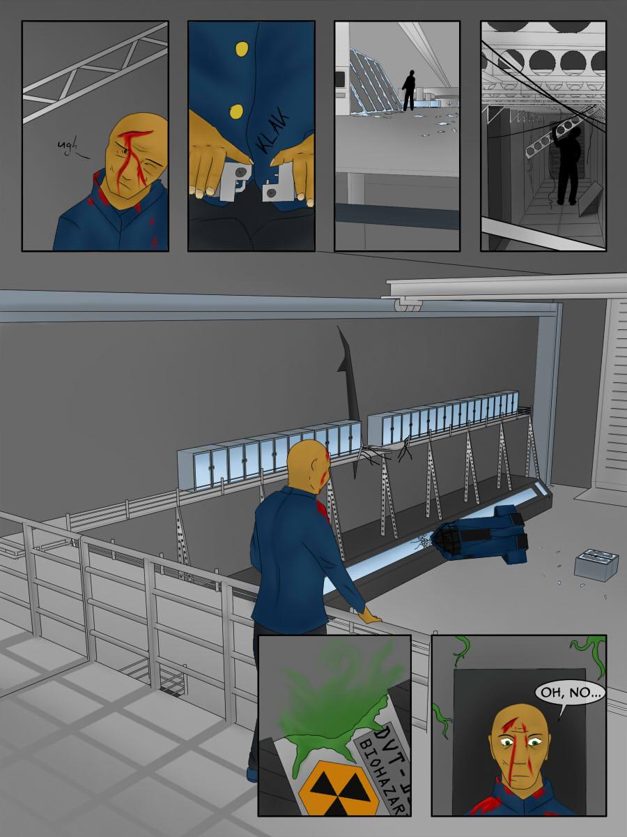 Exo*Genesis Page 11