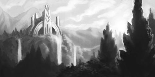 Alpine Temple