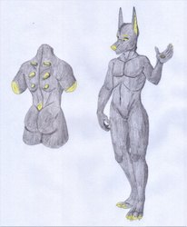 [species lore] - The Anubians