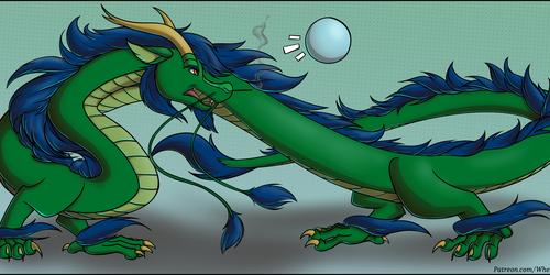 [P] Noodle Dragon for Seriva