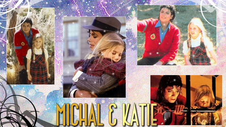 Michael & Katie Wallpaper
