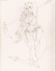 Liena Blackheart[SKETCH]