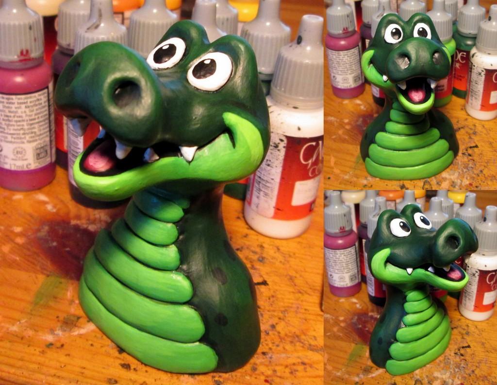 A Croc-o-cutie!