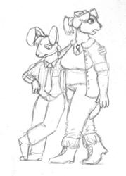 Ryo & Corgi