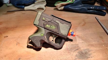 """Nerf Reflex """"Shooty Box"""""""